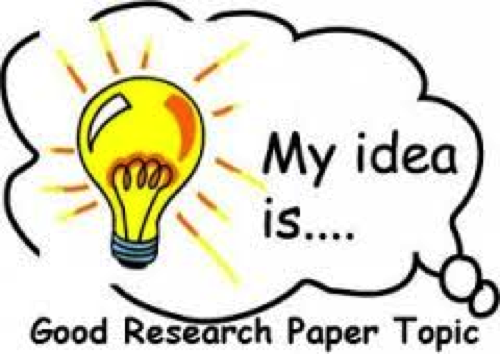 social science research topic ideas
